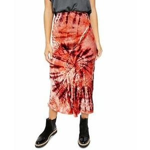 Free People Bali Serious Swagger Skirt Pink XS